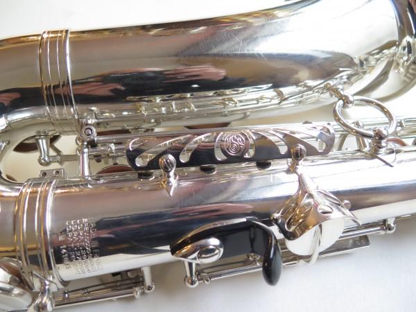 Saxophone alto Selmer mark 6 argenté (3)