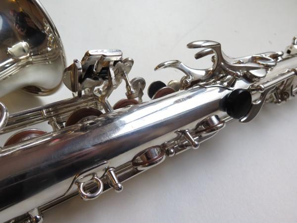 Saxophone alto Selmer mark 6 argenté (4)