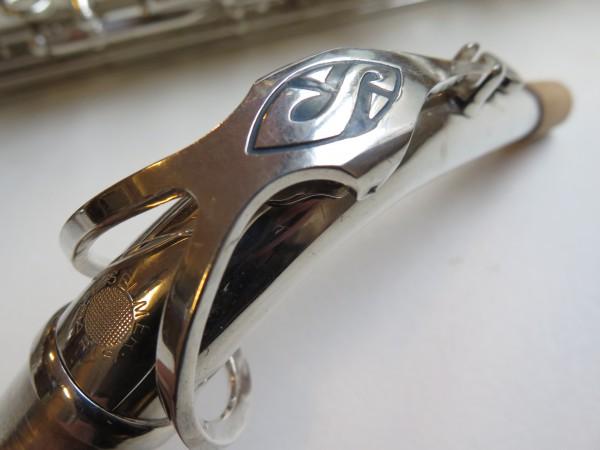Saxophone alto Selmer mark 6 argenté (5)