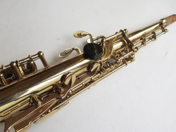 Saxophone soprano Selmer mark 6 verni (2)