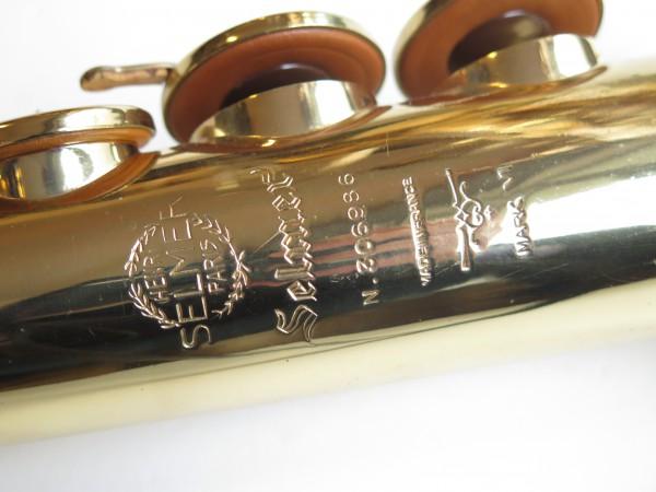 Saxophone soprano Selmer mark 6 verni (6)