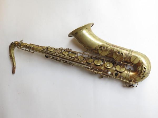 Saxophone ténor Selmer mark 6 verni gravé (16)