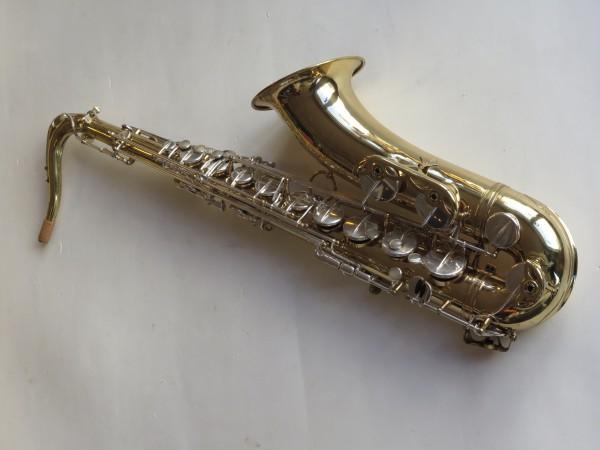 Saxophone ténor selmer mark 6 verni clétage argenté (9)