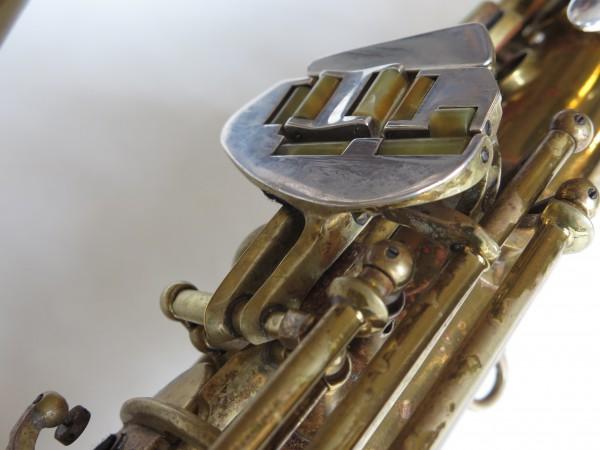 Saxophone alto Conn 26 M Connqueror verni (1)