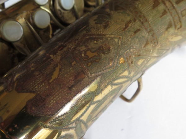 Saxophone alto Conn 26 M Connqueror verni (10)