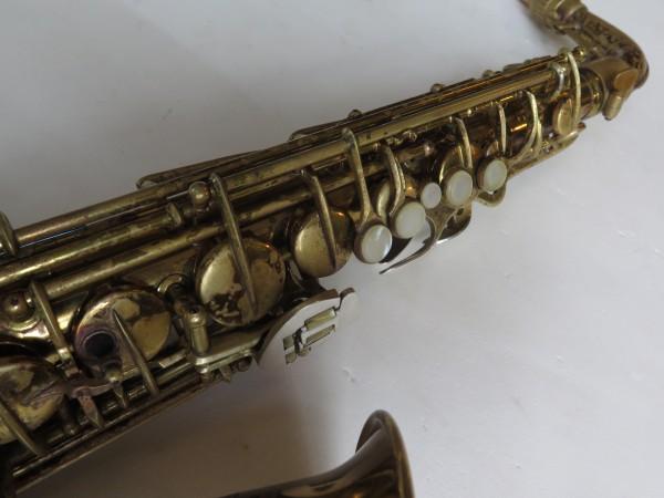 Saxophone alto Conn 26 M Connqueror verni (12)