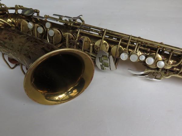 Saxophone alto Conn 26 M Connqueror verni (13)