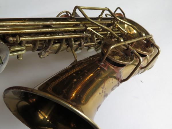 Saxophone alto Conn 26 M Connqueror verni (15)