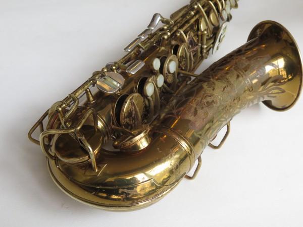 Saxophone alto Conn 26 M Connqueror verni (19)