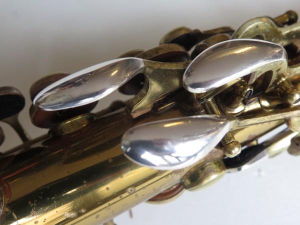 Saxophone alto Conn 26 M Connqueror verni (2)