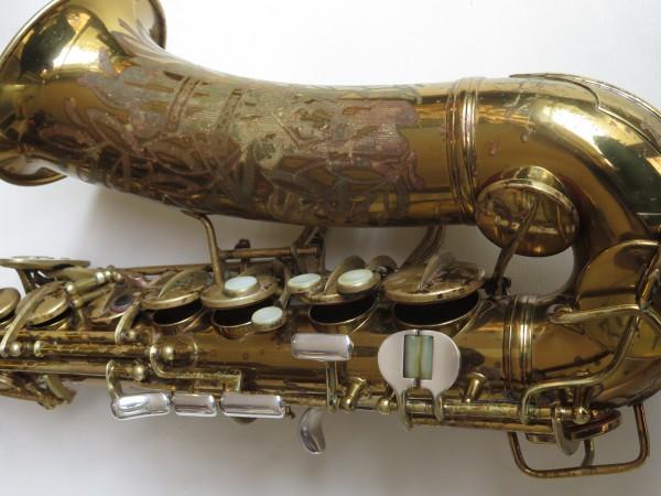 Saxophone alto Conn 26 M Connqueror verni (20)