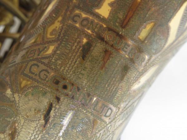 Saxophone alto Conn 26 M Connqueror verni (21)