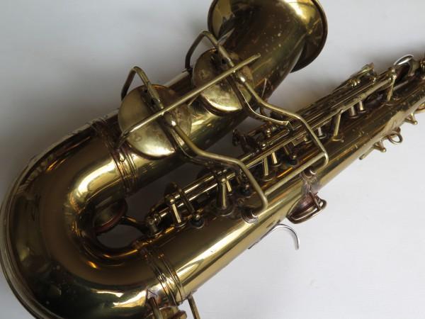 Saxophone alto Conn 26 M Connqueror verni (5)