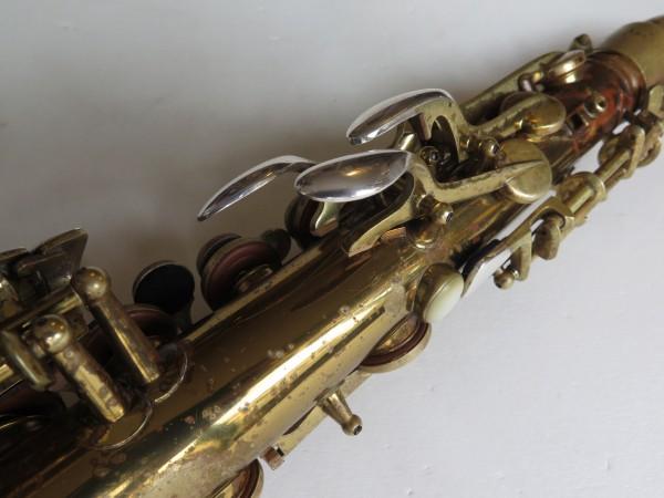 Saxophone alto Conn 26 M Connqueror verni (6)