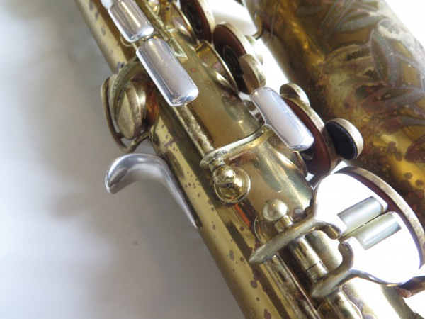 Saxophone alto Conn 26 M Connqueror verni (7)