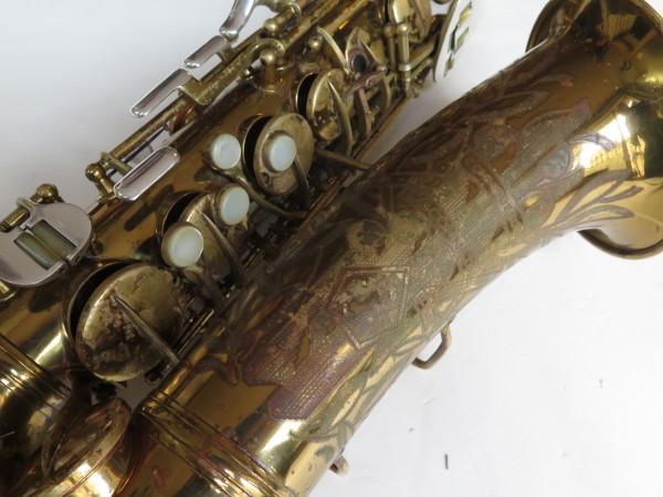 Saxophone alto Conn 26 M Connqueror verni (8)
