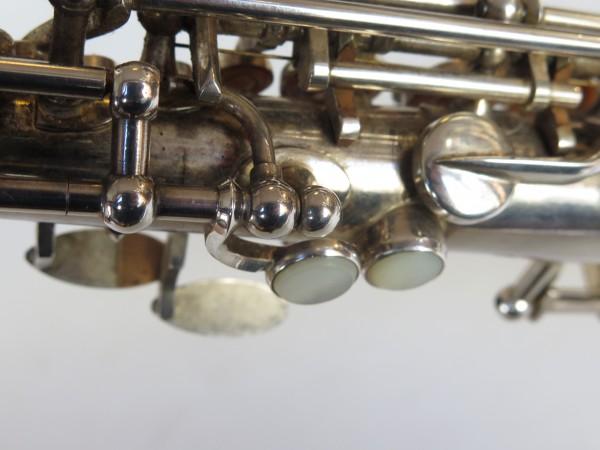 Saxophone soprano Beaugnier argenté (3)