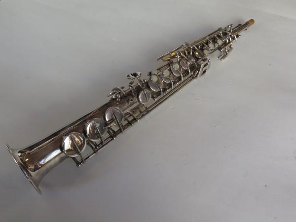 Saxophone soprano Beaugnier argenté (6)