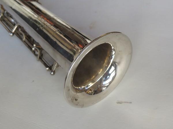 Saxophone soprano Beaugnier argenté (9)