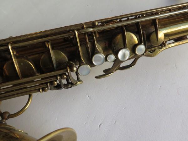 Saxophone ténor Selmer Balanced action verni gravé (5)