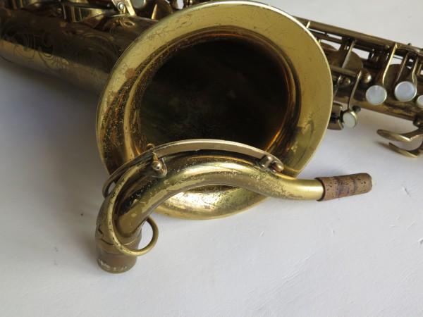 Saxophone ténor Selmer Balanced action verni gravé (9)