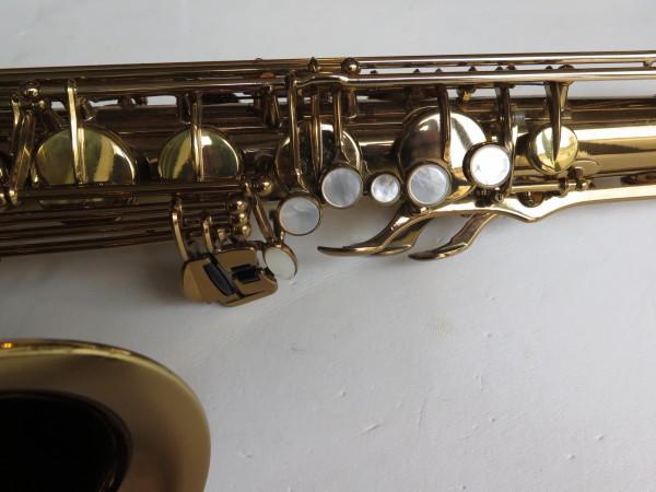 Saxophone ténor Selmer Mark 6 verni gravé (13)