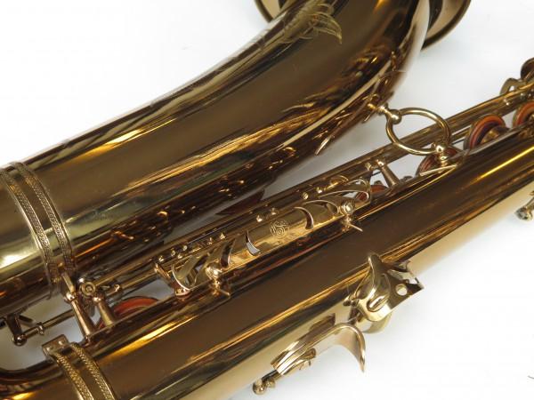 Saxophone ténor Selmer Mark 6 verni gravé (21)