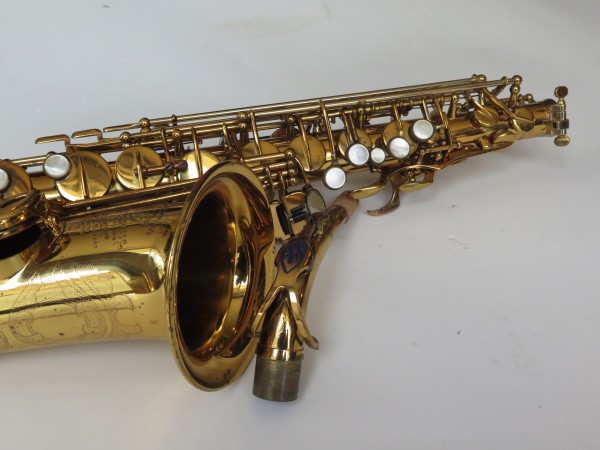 Saxophone alto Selmer Mark 6 verni gravé (3)