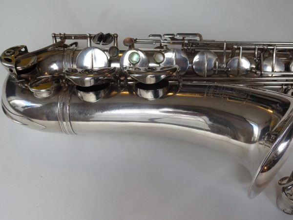 Saxophone ténor Selmer Super Balanced Action argenté (12)
