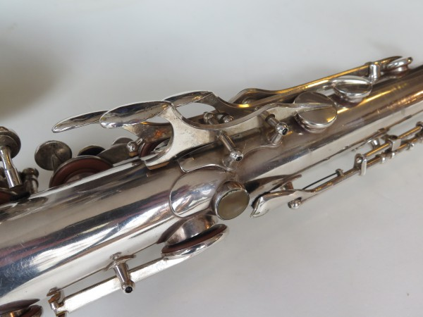 Saxophone ténor Selmer Super Balanced Action argenté (2)