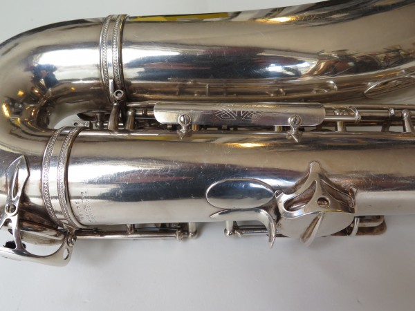 Saxophone ténor Selmer Super Balanced Action argenté (3)