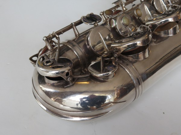 Saxophone ténor Selmer Super Balanced Action argenté (5)