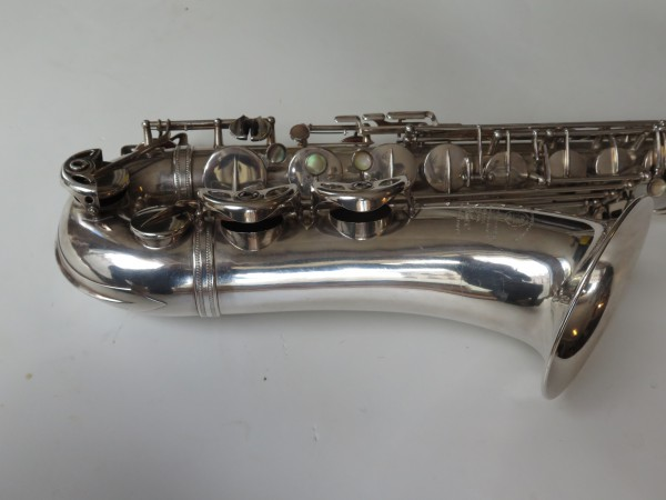 Saxophone ténor Selmer Super Balanced Action argenté (7)
