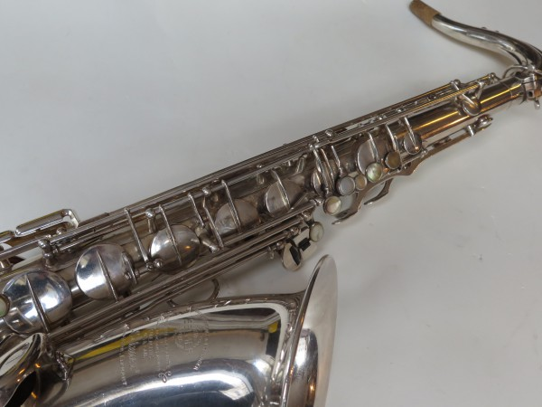 Saxophone ténor Selmer Super Balanced Action argenté (8)
