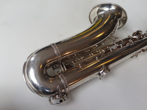 Saxophone ténor Selmer Super Balanced Action argenté (9)