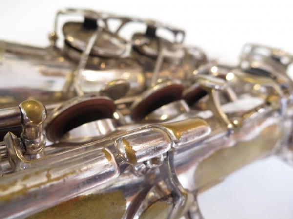 Saxophone alto Selmer Balanced Action argenté (10)