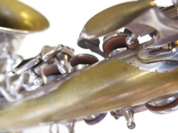 Saxophone alto Selmer Balanced Action argenté (11)