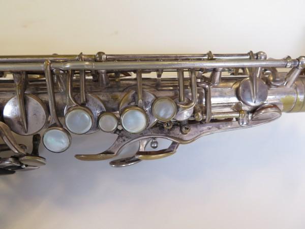 Saxophone alto Selmer Balanced Action argenté (12)