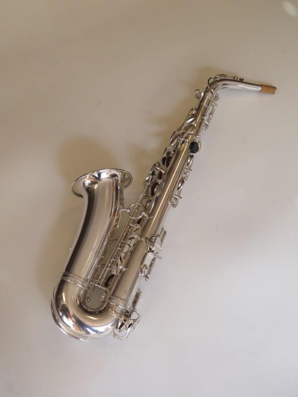 Saxophone alto Selmer Mark 6 argenté (14)