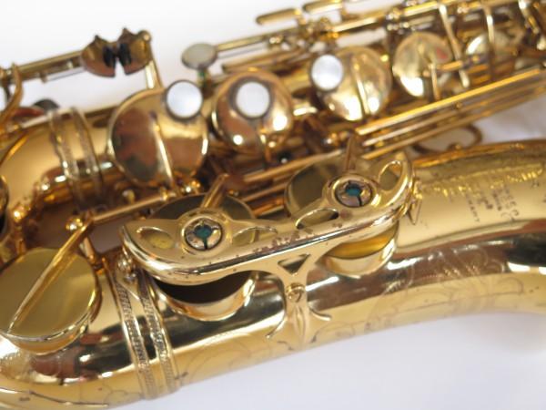 Saxophone alto Selmer Mark 6 verni gravé (5)