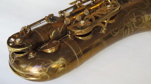 Saxophone ténor Buffet Crampon Super Dynation verni (1)