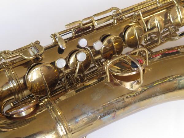 Saxophone ténor Conn Chu Berry verni (11)