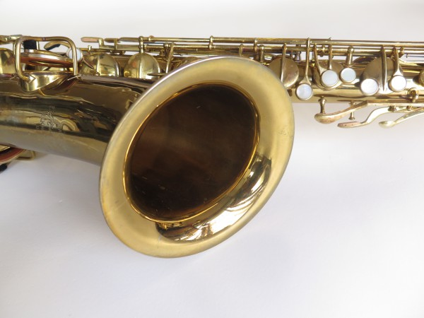 Saxophone ténor Conn Chu Berry verni (6)