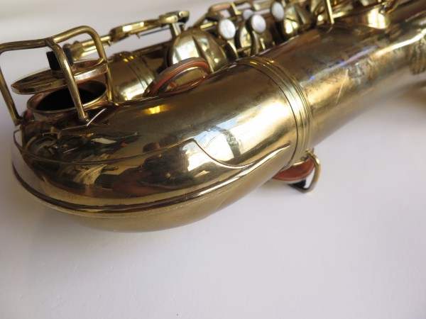 Saxophone ténor Conn Chu Berry verni (7)