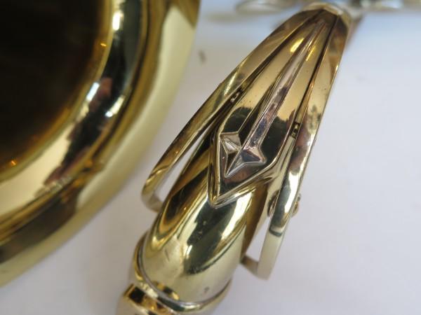 Saxophone ténor Martin Magma verni (1)