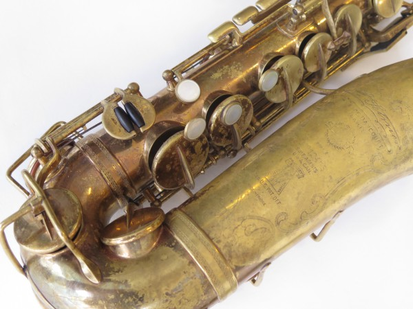 Saxophone alto Selmer Super verni (10)
