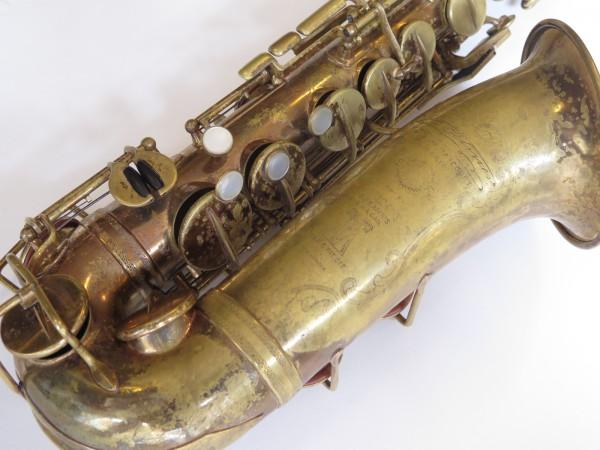 Saxophone alto Selmer Super verni (15)