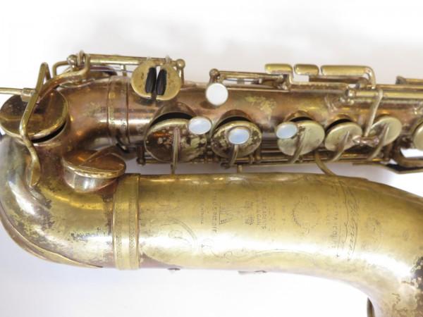 Saxophone alto Selmer Super verni (2)