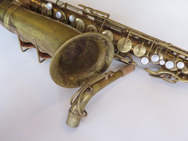Saxophone alto Selmer Super verni (4)