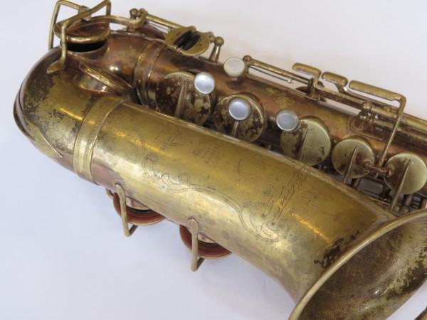 Saxophone alto Selmer Super verni (6)